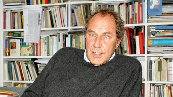 Verlagsleiter Michael Krüger (GER/Carl Hanser Verlag)