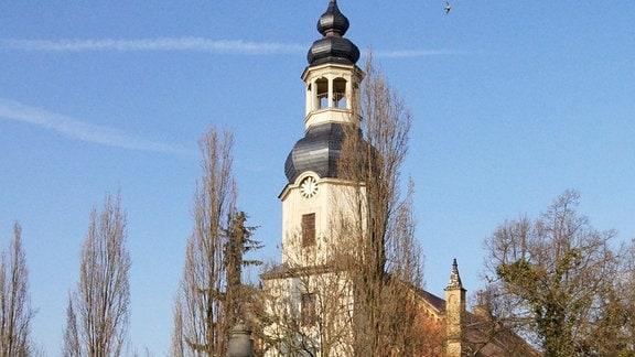 St. Petri Kirche in Wartenburg.