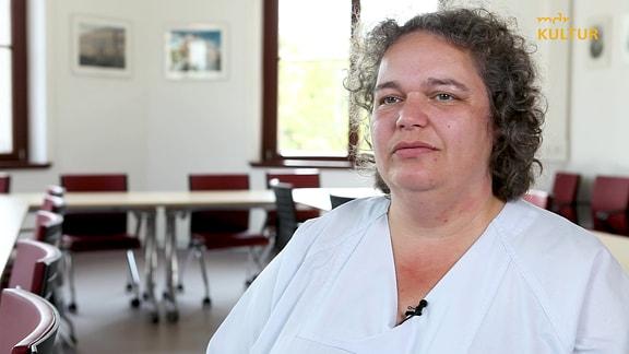 Pathologin Katrin Schierle