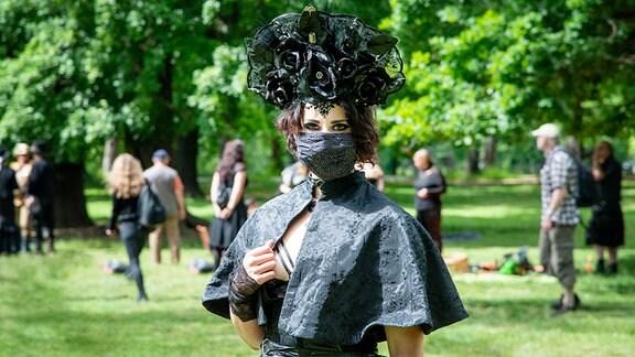 Treffen ohne WGT: Ein Hauch des Viktorianischen Picknick am Freitag, 29. Mai 2020