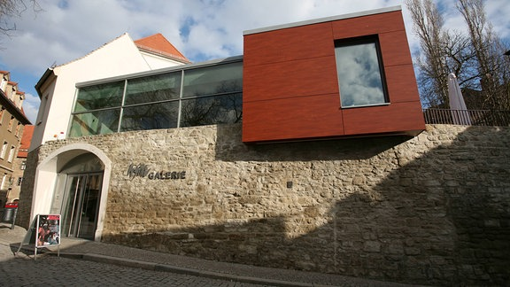 Merseburg, Krummes Tor, Galerie Willi Sitte, 2010