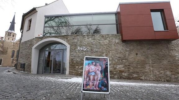 Merseburg, Willi Sitte Galerie, 2013