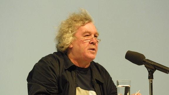 Der Lyriker Wolfgang Hilbig