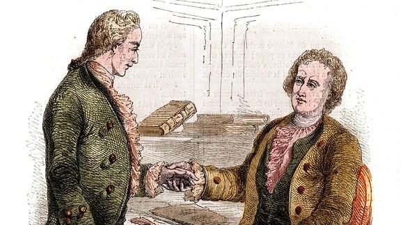 Xavier de Maistre und Joseph de Maistre