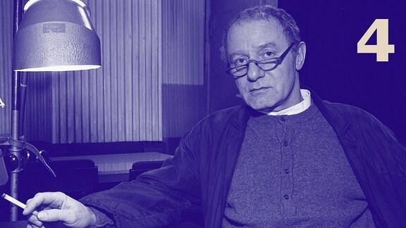 Sternstunden der Menschheit - Sprechers Jürgen Hentsch