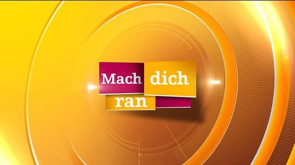 Mach dich ran - Logo
