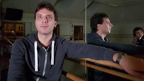 Choreograph Michal Sedlacek