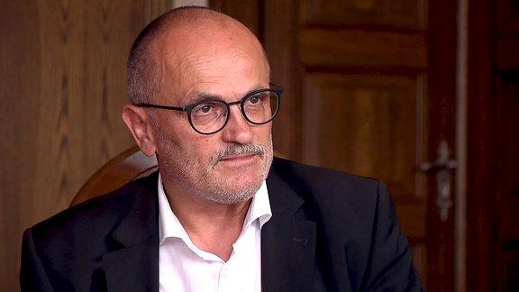 Oberbürgermeister Roland Dantz im Interview
