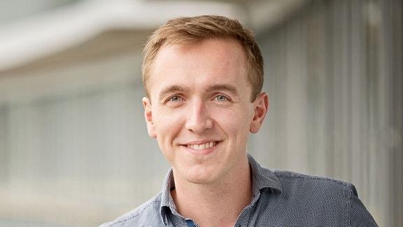 Felix Gebhardt, Redakteur Nachrichten und Moderator