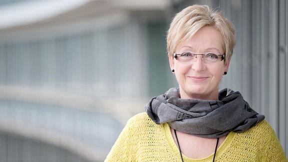 Petra Brömme, Büroleiterin und Controllerin