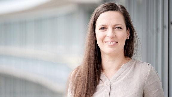 Maja Gunkel, Redakteurin und Sprecherin im Bereich Nachrichten
