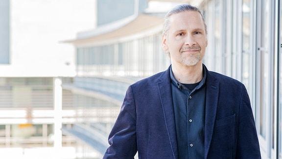 Uwe Lölke, CvD, Redakteur und Moderator