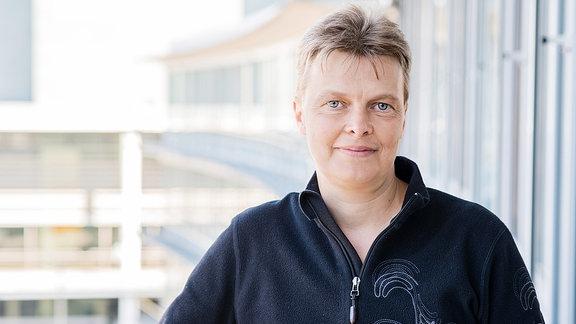 Silke Heyne, Reporterin und Redakteurin im Bereich Sport