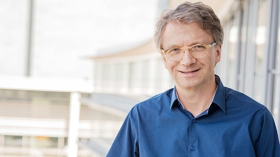 Carsten Heller, Redakteur/ Stellvertretender Leiter Redaktion Nachrichten Hörfunk