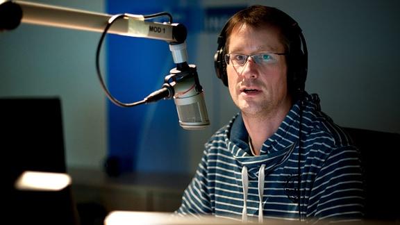 Hanno Griess, Moderator und Redakteur
