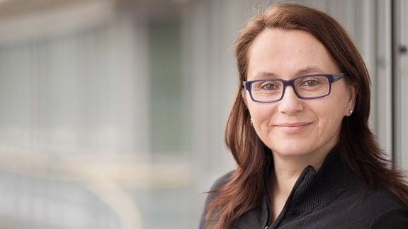 Anja Keeb, Nachrichtenredakteurin und - sprecherin
