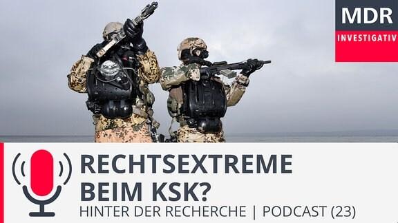 PodcastCover Investigativ KSK