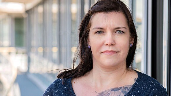 Heidi Sporleder, Programm-Assistentin