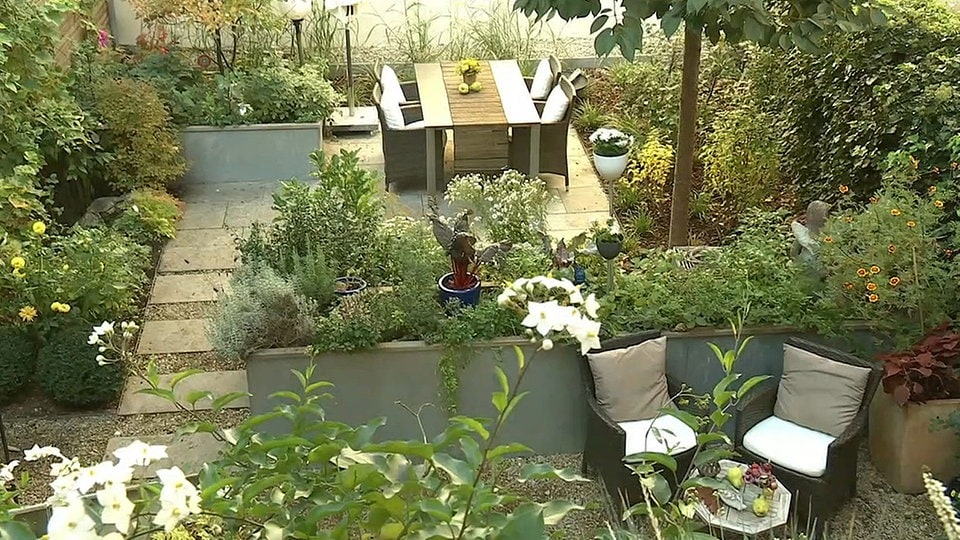 Kleiner Garten mit vielen Ideen | MDR.DE