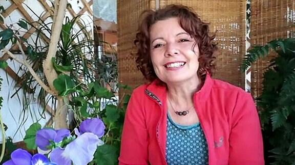 MDR-Gartenexpertin Brigitte Goss