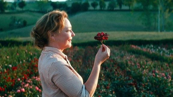 Filmszene 'Der Rosengarten von Madame Vernet'