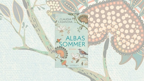 "Buchcover: ""Albas Sommer"" von Claudia Casanova"