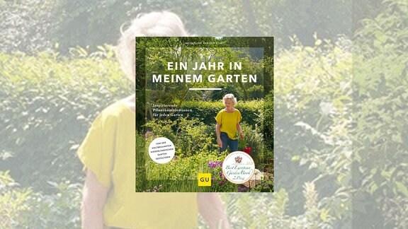 """Buchcover """"Ein Jahr in meinem Garten"""" von Jacqueline van der Kloet"""