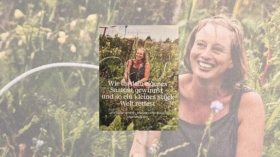 Silke Drage: Saatgut gewinnen