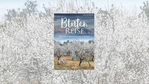 Buchcover: Blütenreisen - Die schönsten Reiseziele Europas zur Blütezeit von Christa Klus-Neufanger