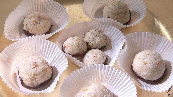Kokosmakronen ohne backen aus dem Mixer