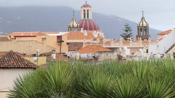 Blick auf La Orotava