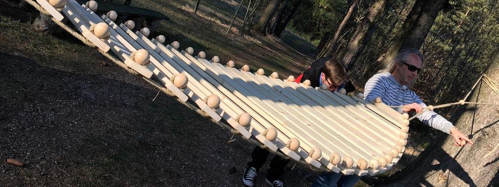 DIY Anleitung: So bauen Sie eine Hängematte aus Holz   MDR.DE