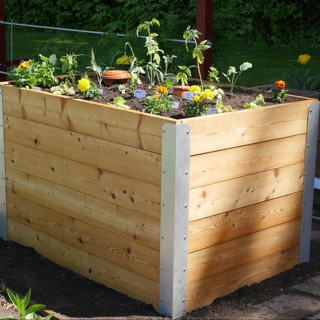 Hochbeete Für Garten Terrasse Und Balkon Mdrde