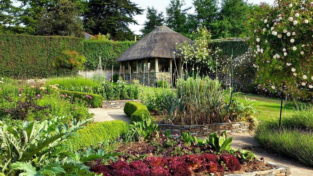 Kleiner Garten Mit Vielen Ideen Mdr De