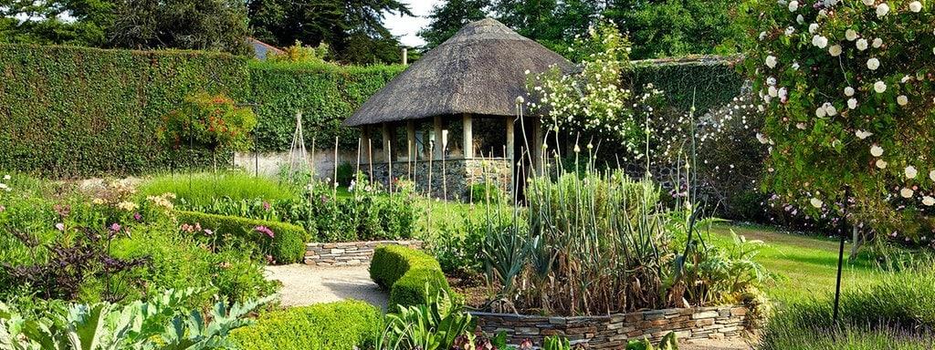 So Werden Kleine Garten Ganz Gross Mdr De