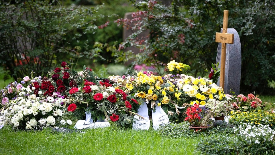 Grab Anlegen Nach Beerdigung