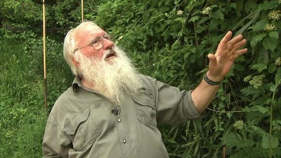 Ornithologe Peter Berthold
