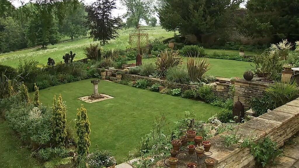 Victoria Summerleys Traumgarten In Den Cotswolds Mdrde