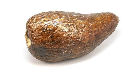 Maniok Frucht