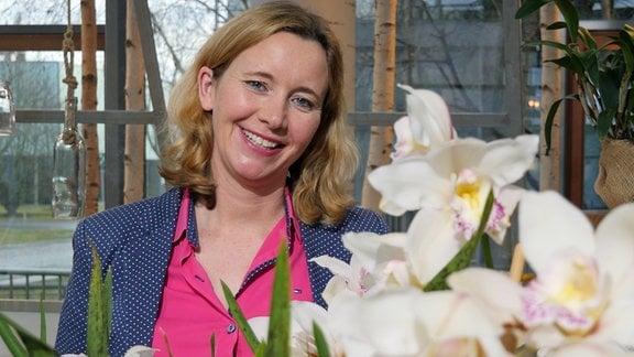 Orchideenexpertin Marei Karge Liphard