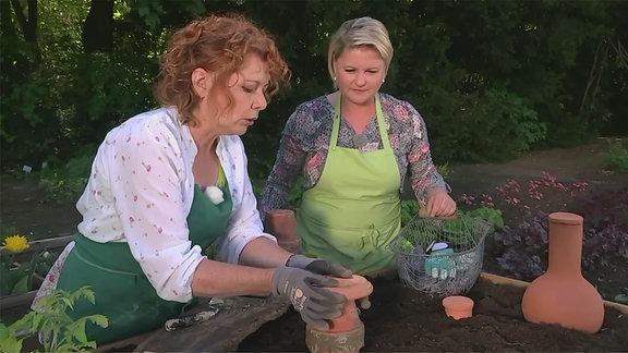 Gartenfachberaterin Brigitte Goss