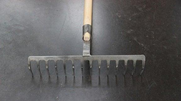 Gartenwerkzeug Rechen