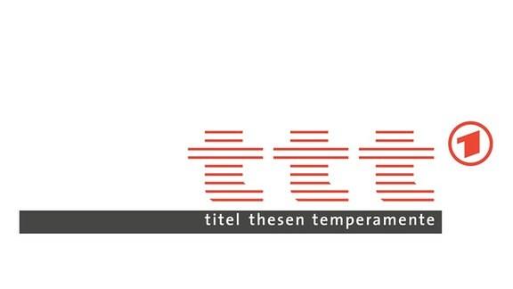 Logo der Sendung titel thesen temperamente