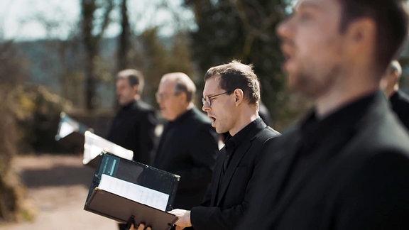Chor auf der Wartburg