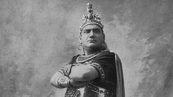 Enrico Caruso, Tenor (1873-1921)