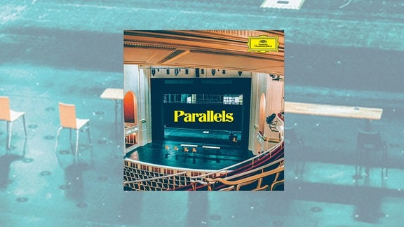 """CD Cover """"Parallels"""""""