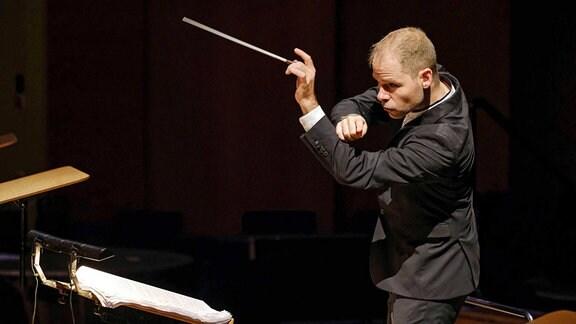 Michael Wendeberg, Dirigent