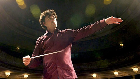 Tobias Engeli, Dirigent