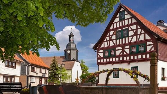Kirche Bad Tabarz