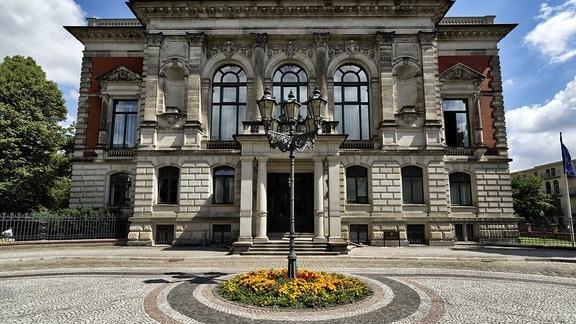 Staatskanzlei von Sachsen-Anhalt in Magdeburg